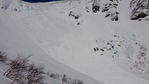 Avalanche March 29, 2015