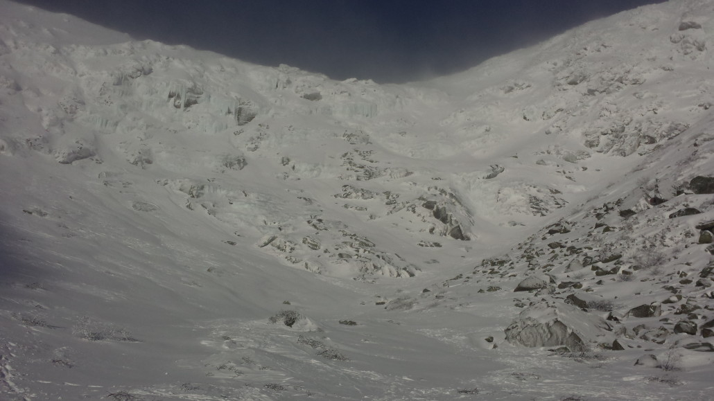 20160117 Tuckerman Bowl